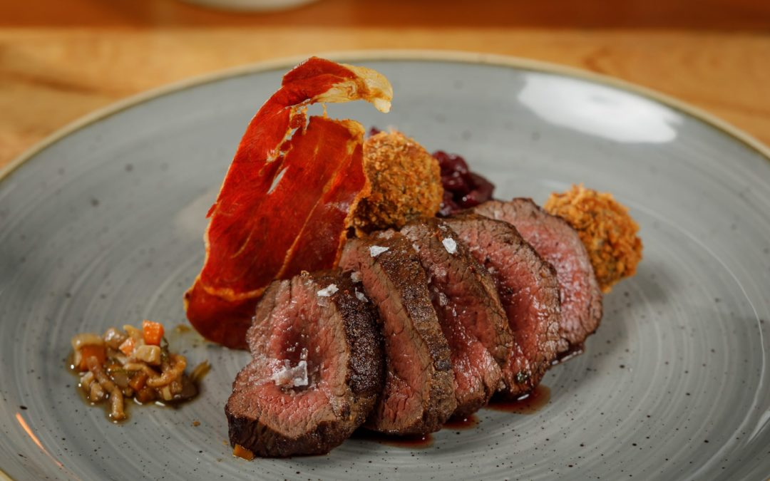 Wicklow Venison | Richard's Recipes