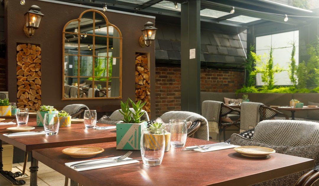The Suesey Street Garden Room is Open