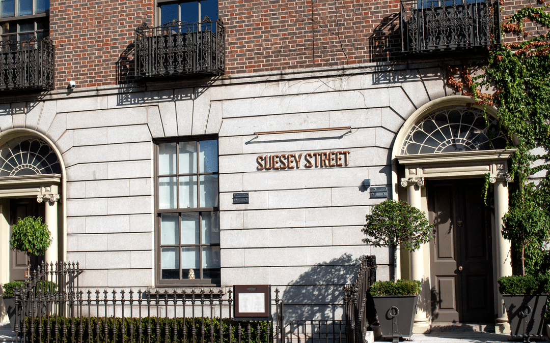 Suesey Street Guest Spotlight, Rose and Matthew