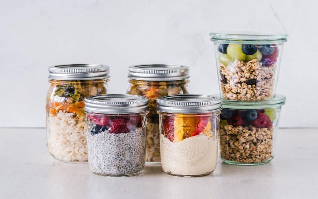 zero waste packaging, sustainable kitchen, sustainable shopping