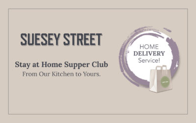 Introducing the Stay At Home Supper Club