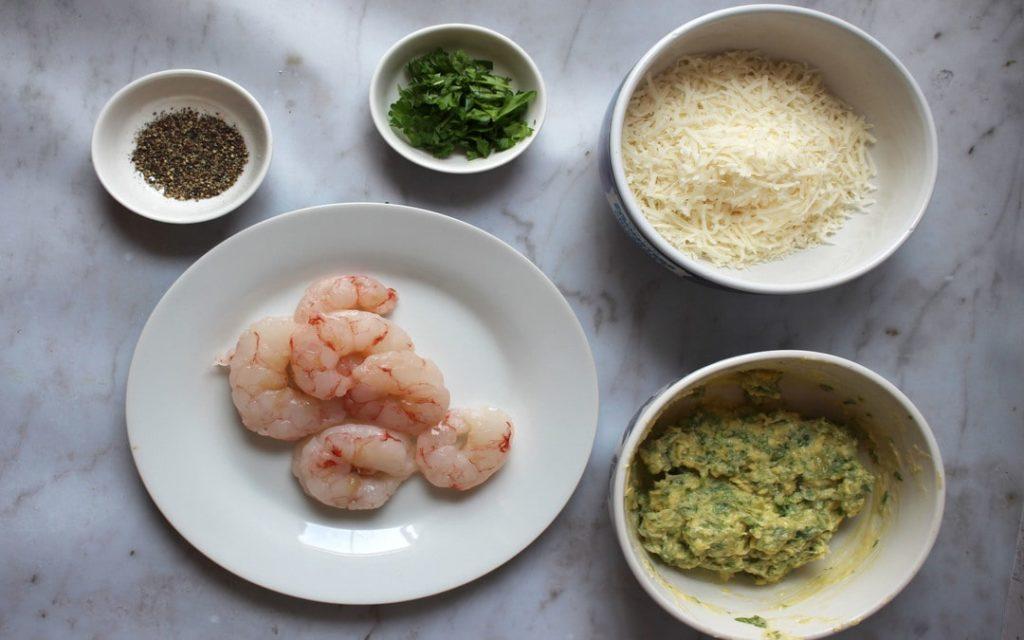 oven roasted prawns ingredients, Suesey Street