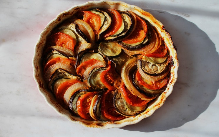 How to Make Chef Denis's Ratatouille
